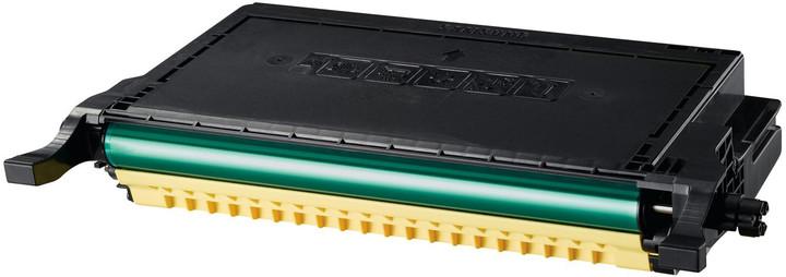 Samsung CLP-Y660B/ELS, žlutý