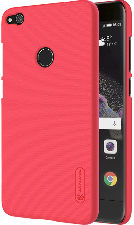Nillkin Super Frosted Zadní Kryt pro Huawei P8/P9 Lite 2017, Red