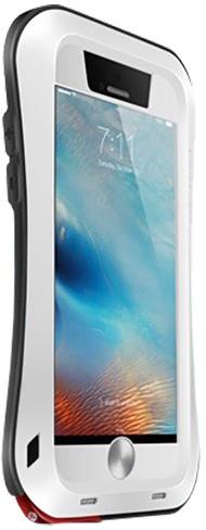 Love Mei Case iPhone 6 PLUS Three anti Straight version White