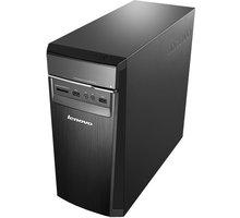 Lenovo IdeaCentre H50-55, černá - 90BF004BCK
