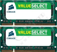 Corsair Value 4GB (2x2GB) DDR2 800 SO-DIMM CL 5 - VS4GSDSKIT800D2