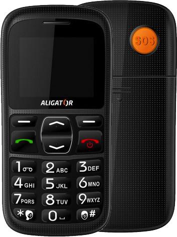 Aligator A420, černá