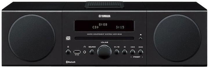 Yamaha MCR-B142, černá