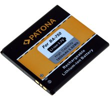 Patona baterie pro Sony Ericsson BA750 1600mAh 3,7V Li-Ion - PT3067
