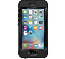 LifeProof Nüüd pouzdro pro iPhone 6s, odolné, černá - 77-52569