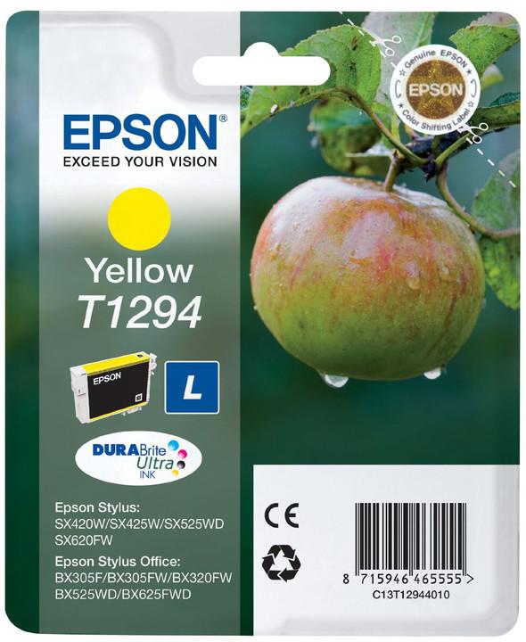 Epson C13T12944010, žlutá