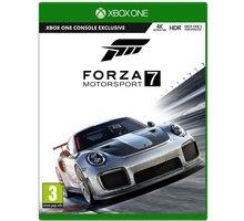 Forza Motorsport 7 (Xbox ONE) + Tričko Forza Motorsport 7 (L)