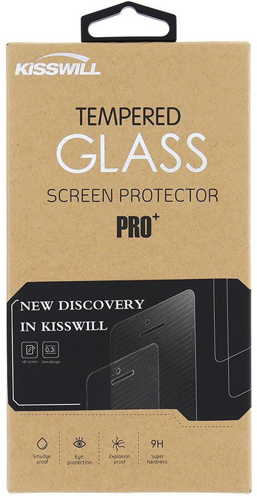 Kisswill Tvrzené sklo 0.3 mm pro Lenovo K6 Power