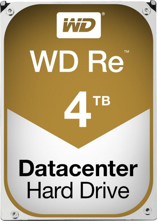 WD RE SAS - 4TB