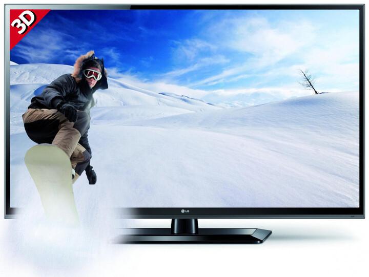 """LG 32LM611S """"4x 3D brýle ZDARMA"""" - 3D LED televize 32"""""""