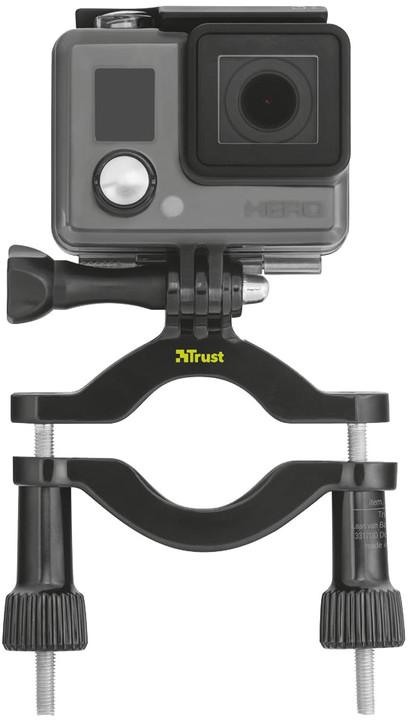 Trust spona pro akční kameru na řidítka