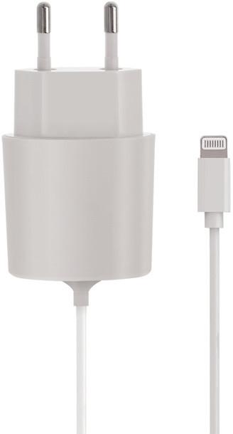 Forever nabíječka Premium 2000mAh Lightning pro Apple Iphone 5/6, bílá