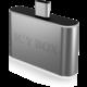 ICY BOX IB-Hub1201-C, USB-C na 2x USB 2.0, stříbnrý
