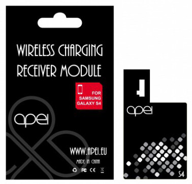 Apei Qi S4 Wireless Charging Receiver Module for Samsung Galaxy S4