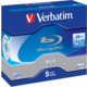 Verbatim BD-R, 6x, 25GB, 5 ks, jewel
