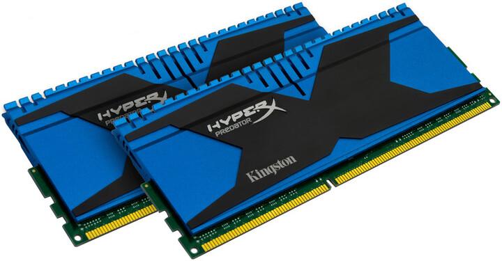 Kingston HyperX Predator 8GB (2x4GB) DDR3 2133 XMP