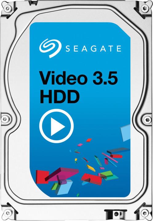 Seagate Video 3.5 HDD - 3TB