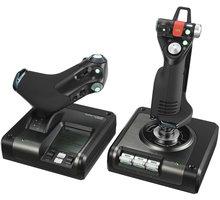 Logitech G Saitek X52 Pro Flight Control System - 945-000003