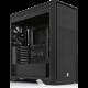 SilentiumPC Aquarius X70W Pure Black, USB 3.0, černá