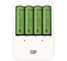 GP PB420 + 4AA NiMH2500 - 1604142000