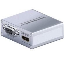 PremiumCord adaptér Mini DisplayPort - HDMI + DVI + VGA - kportadm06