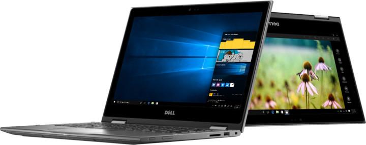 Dell Inspiron 13z (5368) Touch, šedá