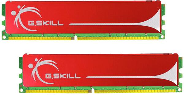 G.SKill Value 2GB (2x1GB) DDR 400 CL2,5