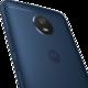 Motorola Moto E, modrá