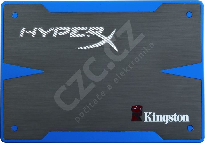 Kingston HyperX SSD - 120GB, upgrade kit