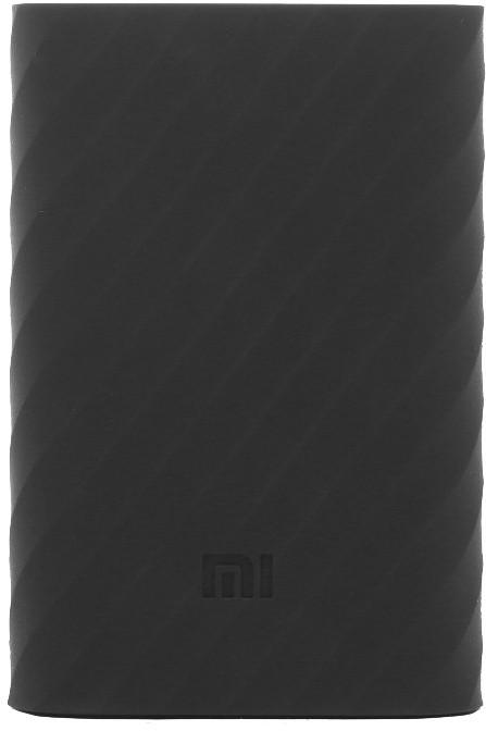 Xiaomi silikonové pouzdro pro Xiaomi Power Bank 10000 mAh, černá