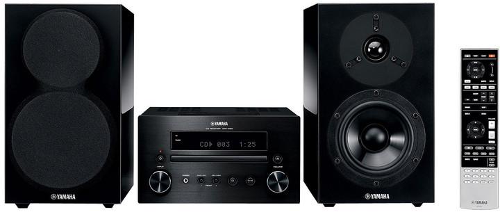 Yamaha MCR-550, černá