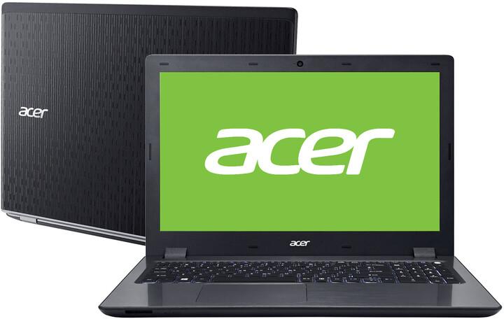 Acer Aspire V15 Gaming (V5-591G-78D0), černá
