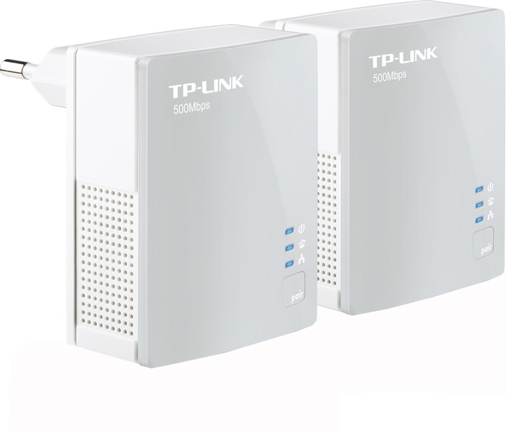 TP-LINK TL-PA4010, Nano Powerline adapter, 2ks