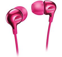 Philips SHE3700PK/00, růžová