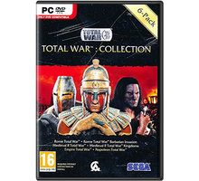 Total War: Collection - 6-pack (PC) - PC - 8718657480015
