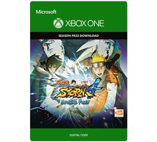 Naruto Shippuden Ultimate Ninja Storm 4 - Season Pass (Xbox ONE) - elektronicky - 7D4-00108