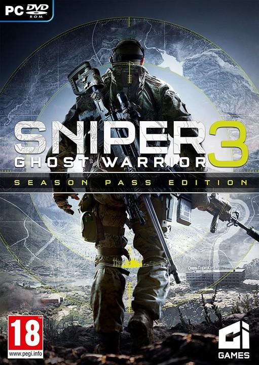 Sniper: Ghost Warrior 3 - Season Pass Edition (PC)