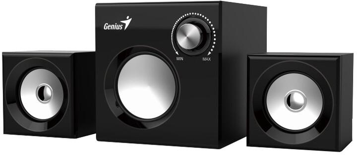 Genius SW-2.1 370, černá