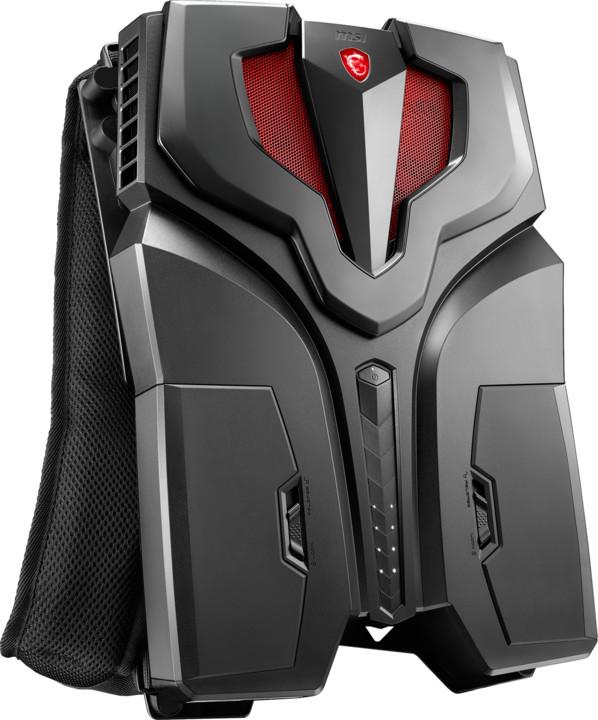 MSI VR ONE 6RE, černá
