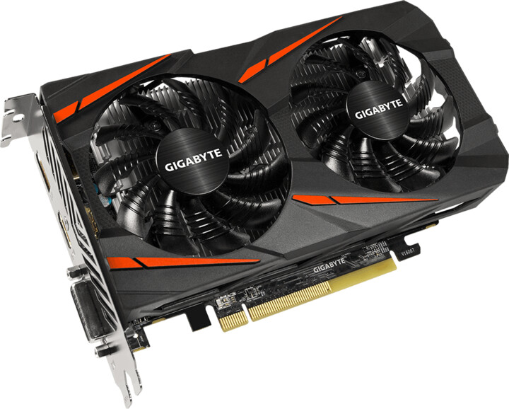 GIGABYTE Radeon RX 460, 2GB GDDR5