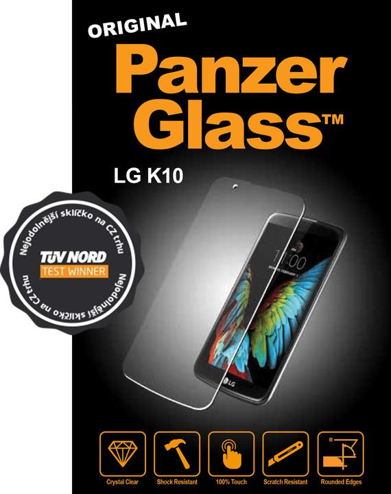 Panzerglass ochranné tvrzené sklo LG K10 (2017)