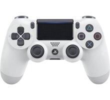 Sony PS4 DualShock 4 v2, bílý - PS719894650