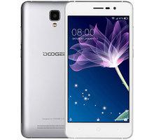 DOOGEE X10 - 8GB, stříbrná - PH3325