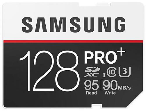 Samsung Micro SDXC Pro Plus 128GB