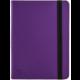 """Defender Booky uni 10.1"""" tablet pouzdro, fialová"""