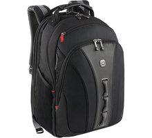 "WENGER LEGACY - 16"" batoh na notebook, černý/šedá - 600631"