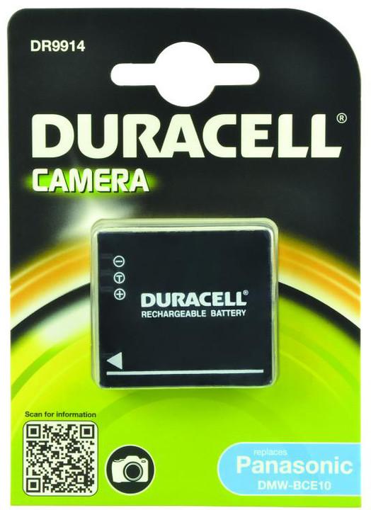Duracell baterie alternativní pro Panasonic DMW-BCE10