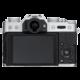 Fujifilm X-T10, tělo, stříbrná