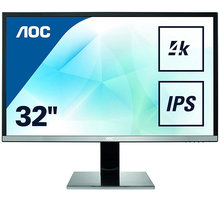 AOC U3277PWQU - LED monitor 32""