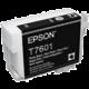 Epson T7601, (25,9ml), black